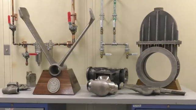 U.S. Navy Installs First 3D-Printed Metal Part Aboard a Warship