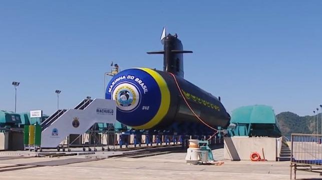 d9fd308c3 First Brazilian Scorpène Class Submarine Launched