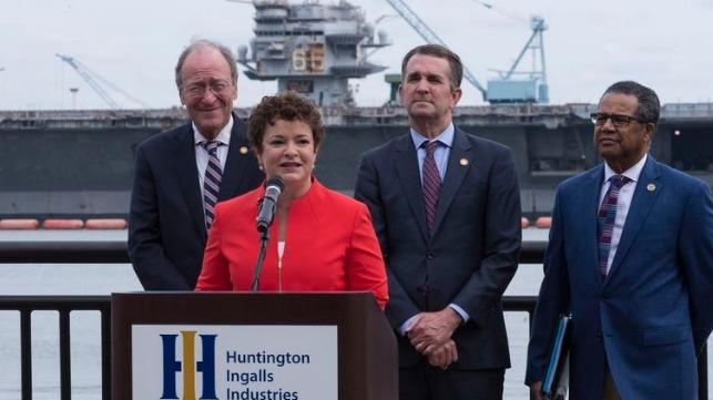 7,000 Shipbuilders Wanted: Huntington Ingalls is Hiring