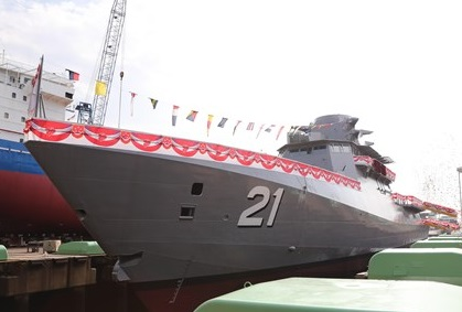 Singapore Navy Commissions New Vessels, Training Facility