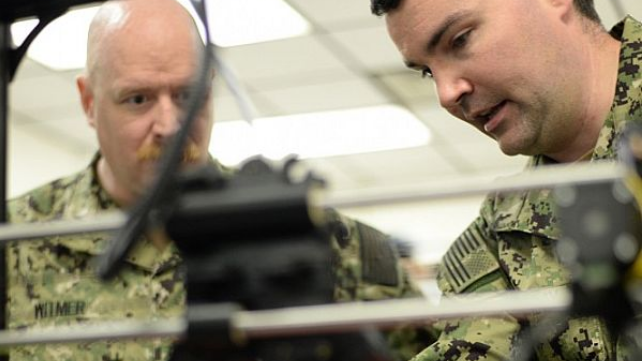 U.S. Navy Taps Reservists to Fill High-Tech Roles