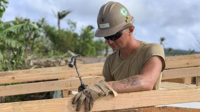 Navy Relief Mission in Tinian and Saipan Comes to a Close