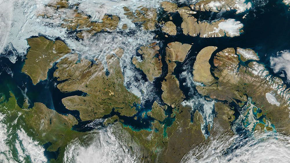 Record High Temperatures, Record Low Arctic Sea Ice - The Maritime Executive