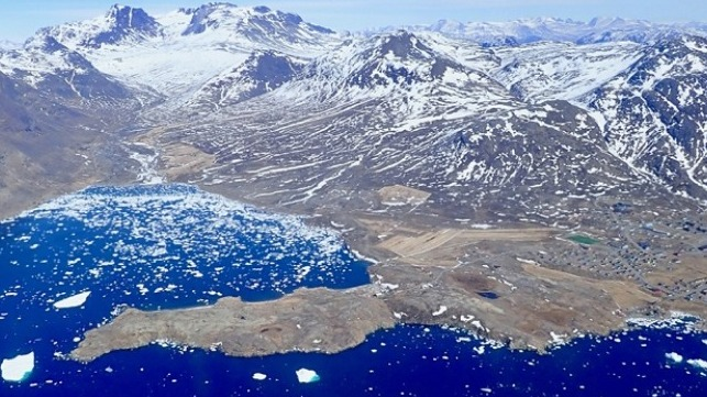 Bering Sea has Record Low Winter Ice - The Maritime Executive