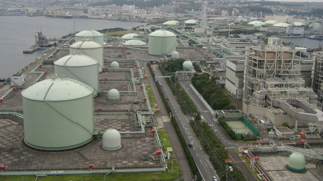 Malaysia Liquefied Natural Gas