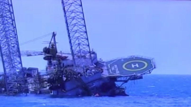 Two Dead after Mexican Rig Accident