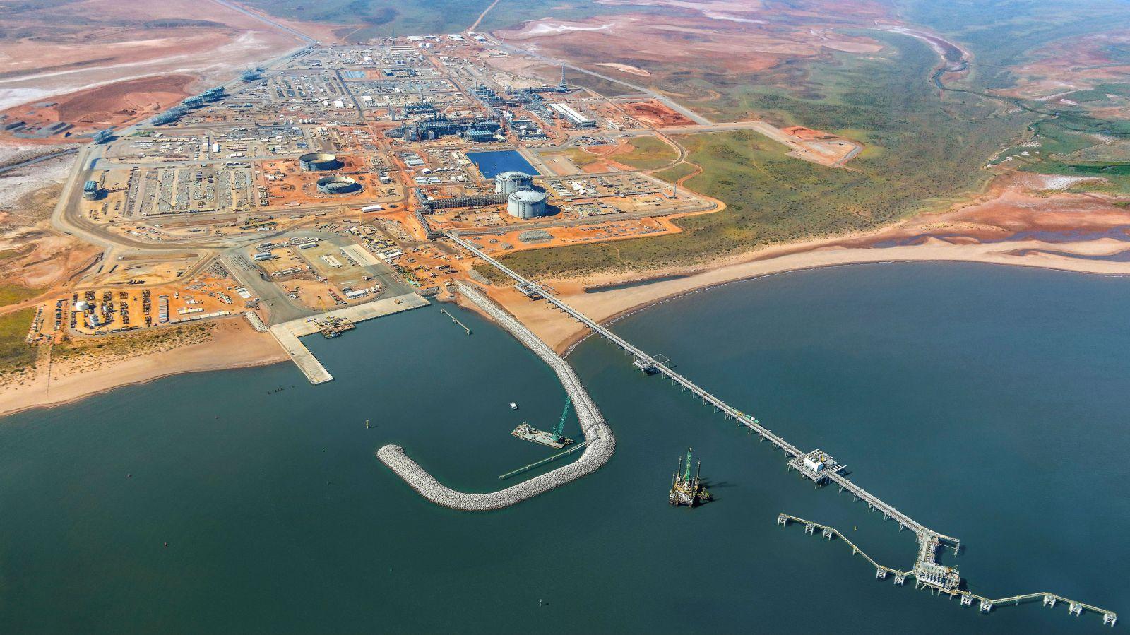 Australia S Wheatstone Offshore Gas Project Delayed