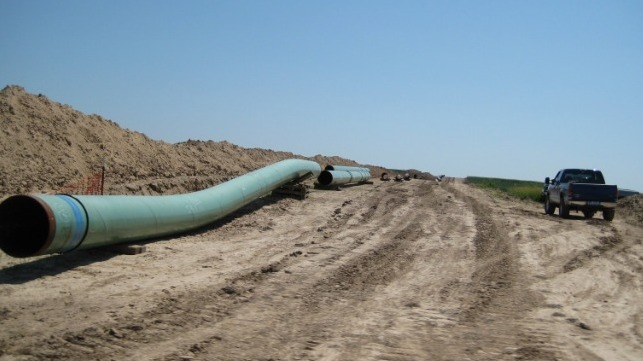 keystone xl pipeline pipe