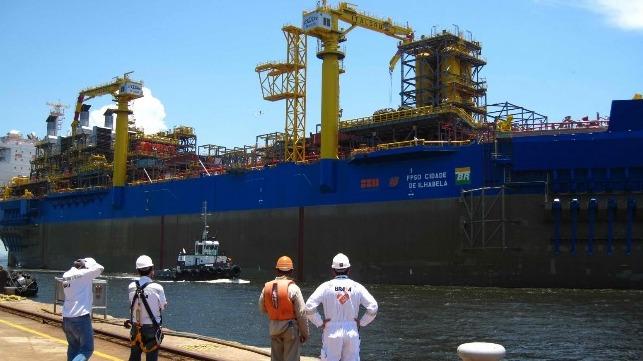 SBM Offshore Settles Brazilian Case