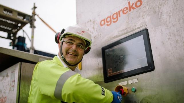 Equinor inicia fornecimento de energia de terra para plataforma no campo Johan Sverdrup