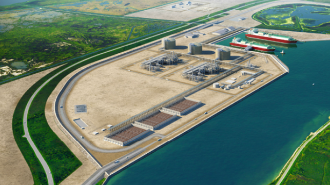 Sempra - Saudi Aramco Sale Deal Agreed for Port Arthur LNG