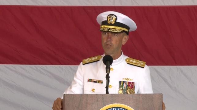 U S  2nd Fleet Re-established to Counter Russian Navy