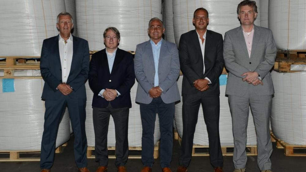 bulk terminal zeeland signs contract with zeeland seaports