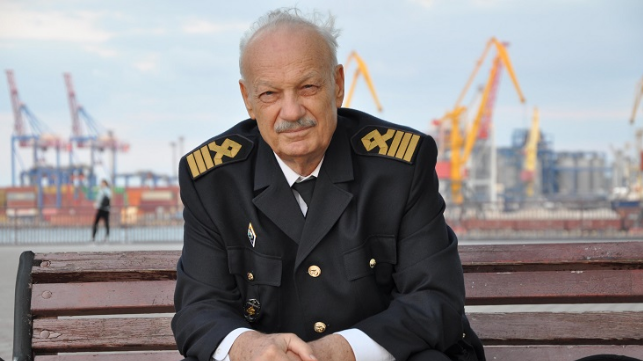 Captain Valentin Dudnik
