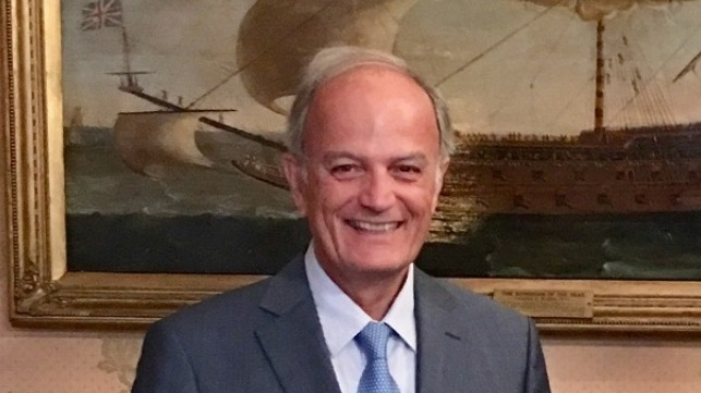 John Platsidakis, Chairman of INTERCARGO