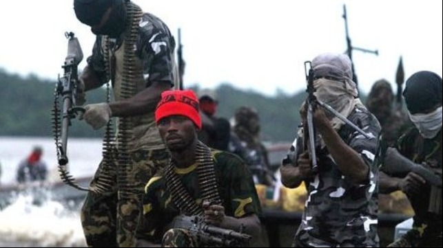 pirate group active in Gulf of Guinea