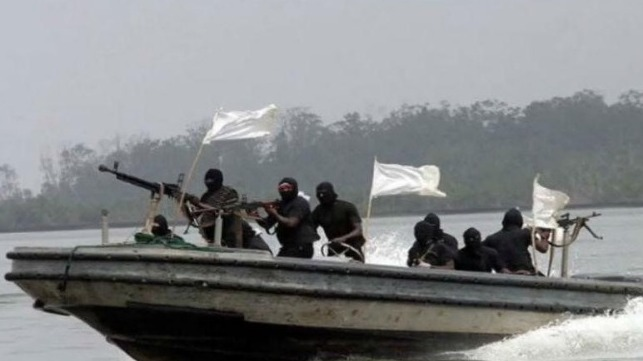 Pirates Attack LNG Carrier in Gulf of Guinea