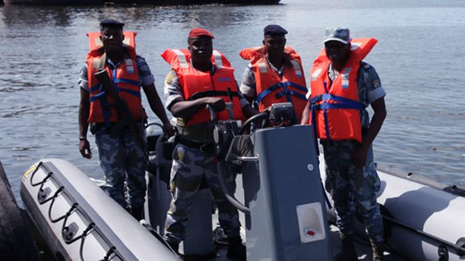 West African Pirates Switch to Kidnapping