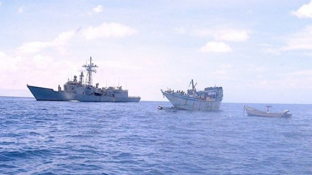 Pirates Attack Two Fishing Boats off Somalia