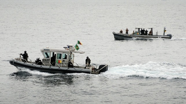 declaration to address piracy in Gulf of Guinea