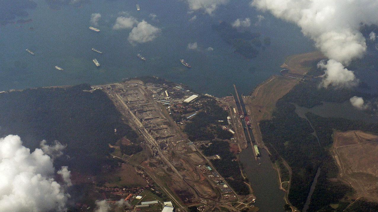 Infos - les Ports, et Infrastuctures maritimes Gatun_Locks_2014_Panama_Canal%2016x9