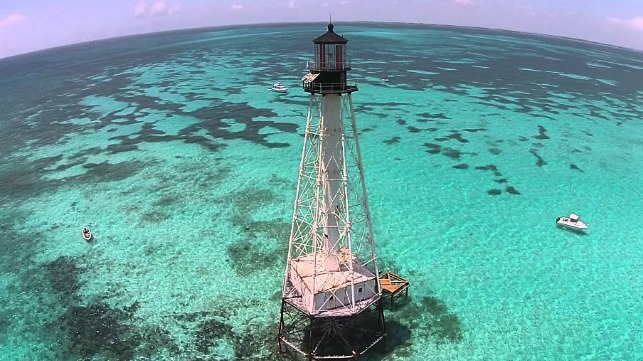 Five Lighthouses in Florida Keys May Go Up for Auction