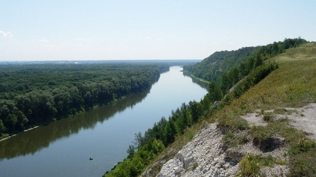 file photo: Don River, Russia