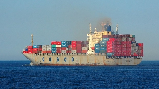 ICS: Shipping Cannot Achieve Climate Goals Using Fossil Fuels