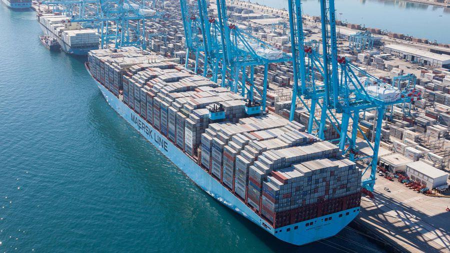 Fearing strike maersk diverts traffic from algeciras for Cristalerias en algeciras