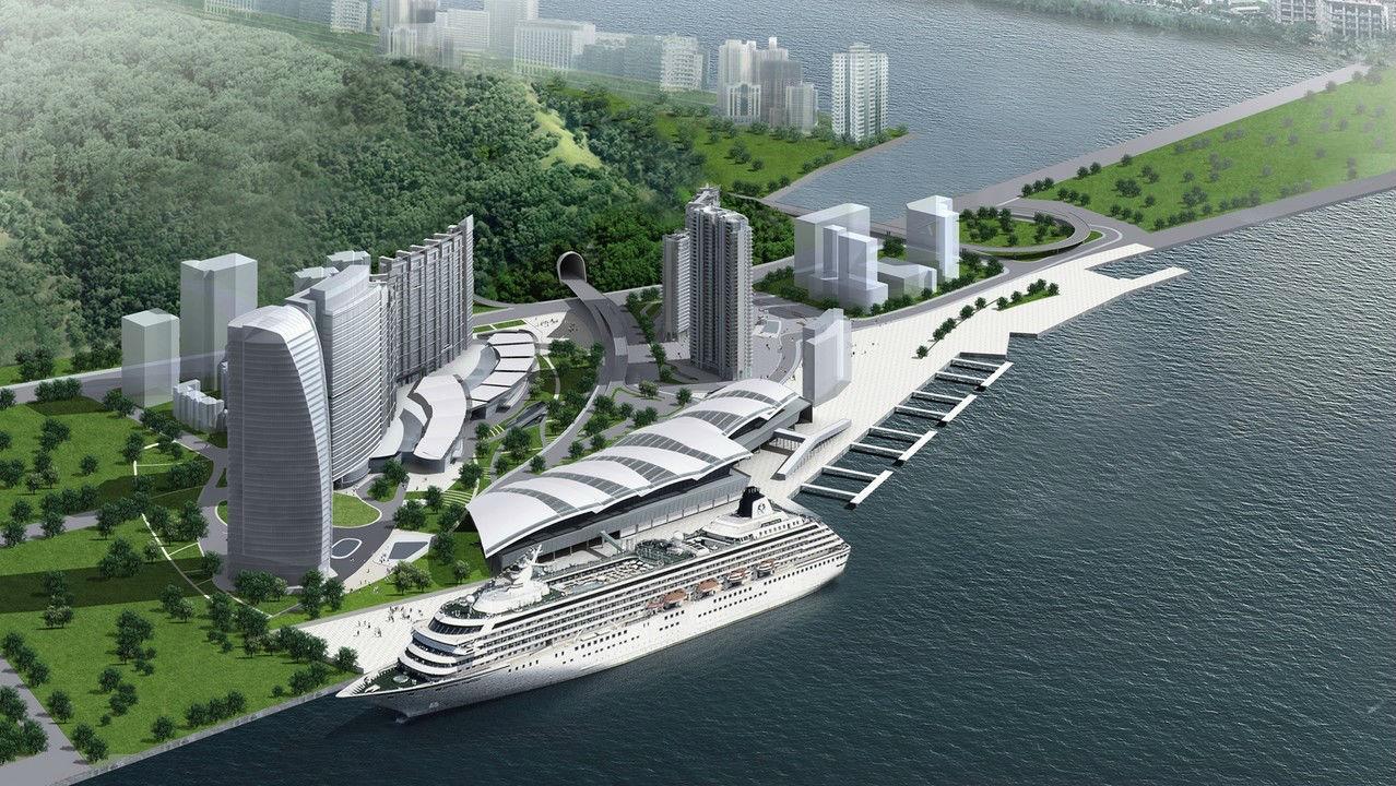 Xiamen Investing In Its Cruise Port