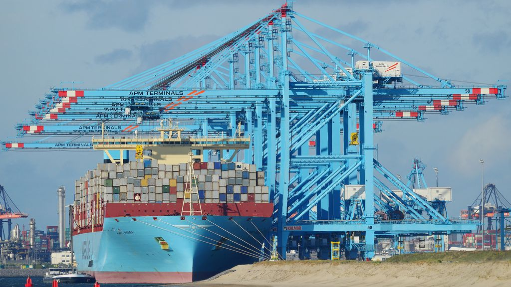 Maersk Line Still Fixing The Damage From Cyberattack - Maersk invoice tracking