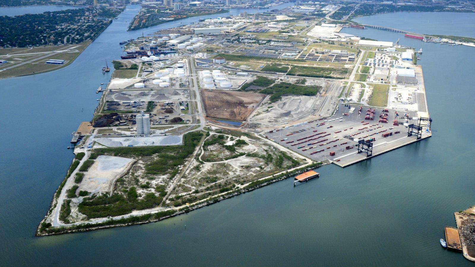 New Florida Ports Couincil Chairman Named