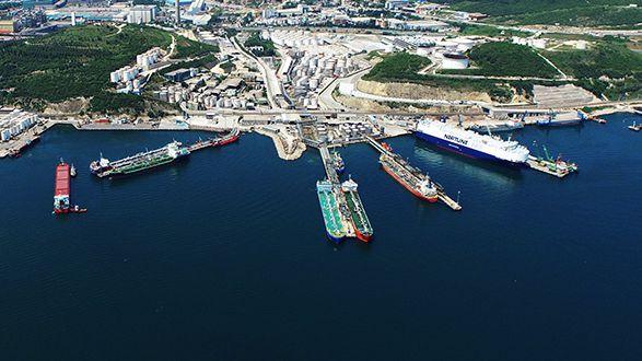 Yilport Buys Turkey S Largest Liquids Terminal