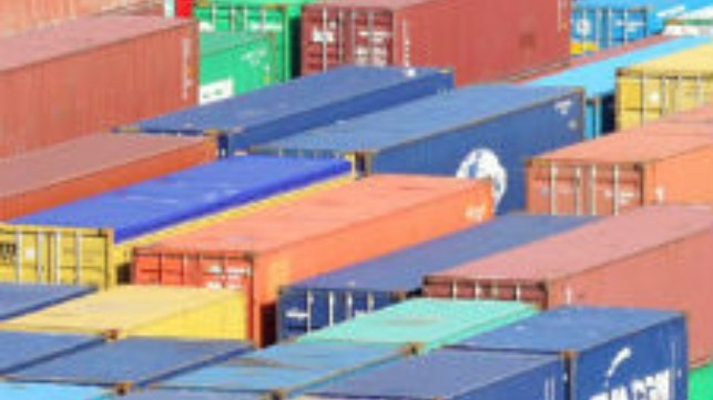 Standards released for digitization of container shipping operations