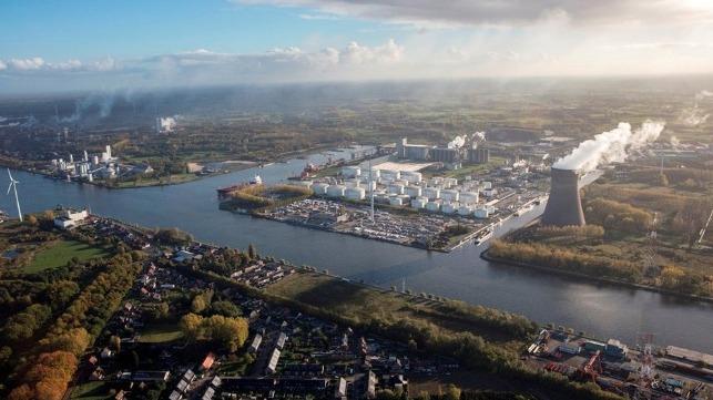 biodiesel production at North Sea Port