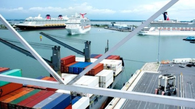 Port Canaveral cutbacks due to COVID-19