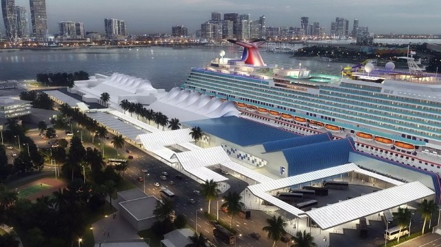 PortMiami receives federal funds for shore power pilot project