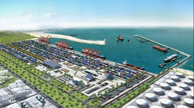 China Finances New Chinese-Built Port in Lagos, Nigeria - The Maritime Executive