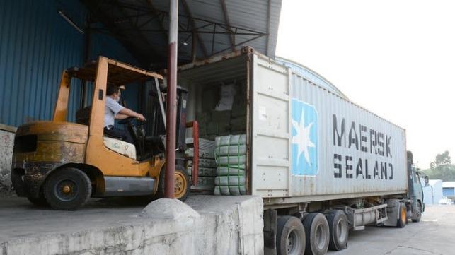 Maersk Integrates Logistics Offerings