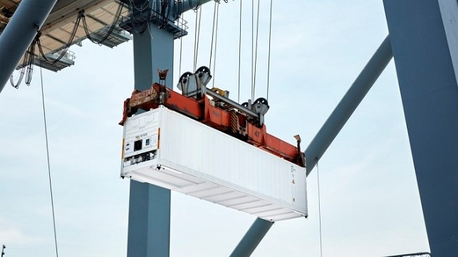 Maersk Container Industry Exits Dry Container Business