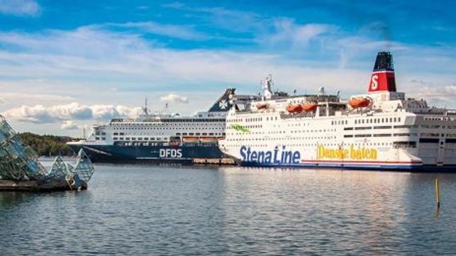 Stena Line é a primeira empresa de ferries a conectar embarcação a fonte terrestre de eletricidade no Porto de Oslo