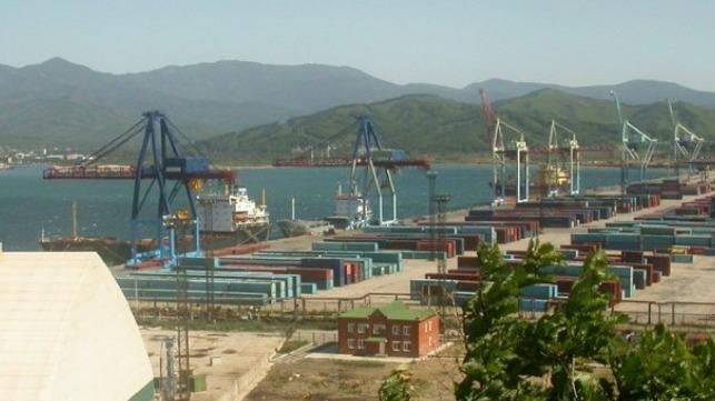 Vostochny port