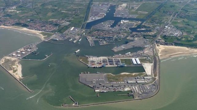 Belgium ports combine operations