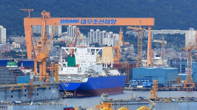 South Korea to Underwrite Hundreds of Ship Orders
