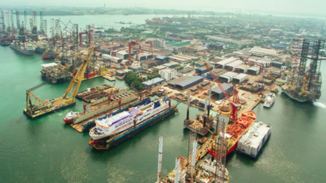 Singapore charges 7 with bribery and influence peddling Keppel FELS and subcontractors