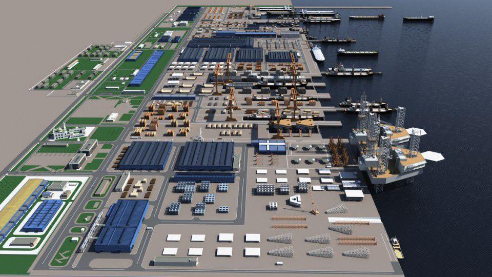 Saudi Aramco Picks Contractors for Giant Shipyard