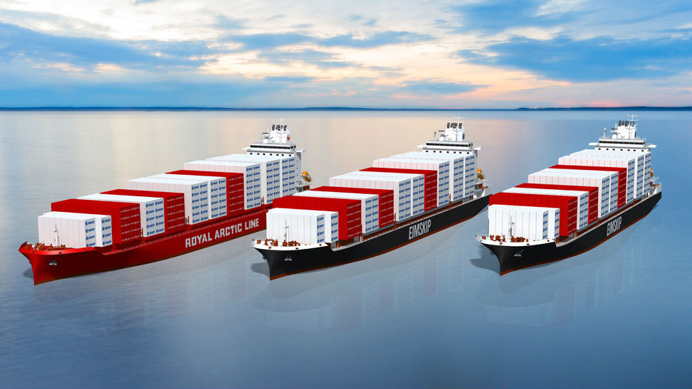 Arctic Line : Arctic container lines expand cooperation
