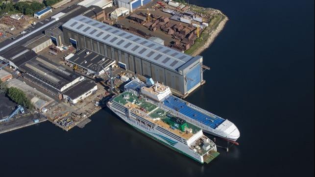 German shipbuilder FSG looks to restart operations