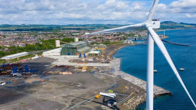 Harland & Wolff first offshore wind contract