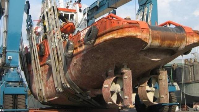 MARAD Names FY2018 Small Shipyard Grant Recipients